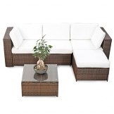 Balkon Polyrattan Lounge Eck-180917131620