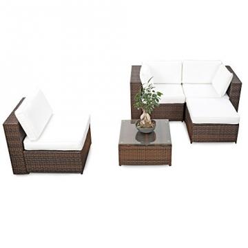 Balkon Polyrattan Lounge Eck-180917131618