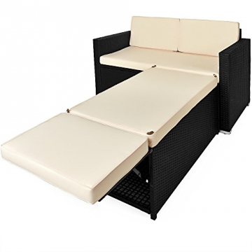 Polyrattan Zweisitzer-Sofa-180917132342