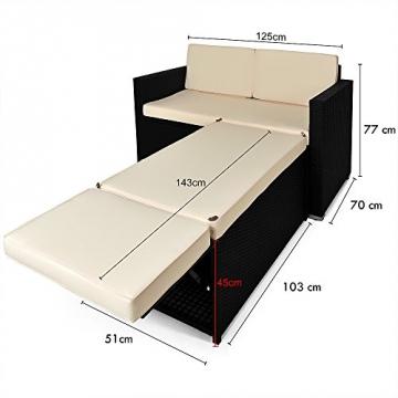Polyrattan Zweisitzer-Sofa-180917132407